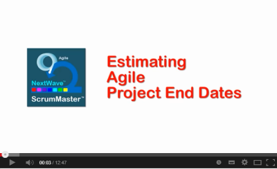 Estimating Agile Project End Dates
