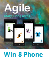 Agile Story Sizing Cards for Windows 8 Phone
