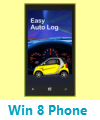 Easy Auto Log Windows 8 Phone