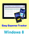 Easy Expense Tracker Windows 8